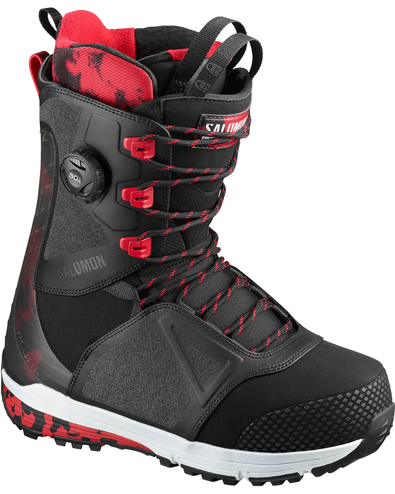 Salomon Men's Lo-Fi Snowboard Boots 2019 / 2020 0