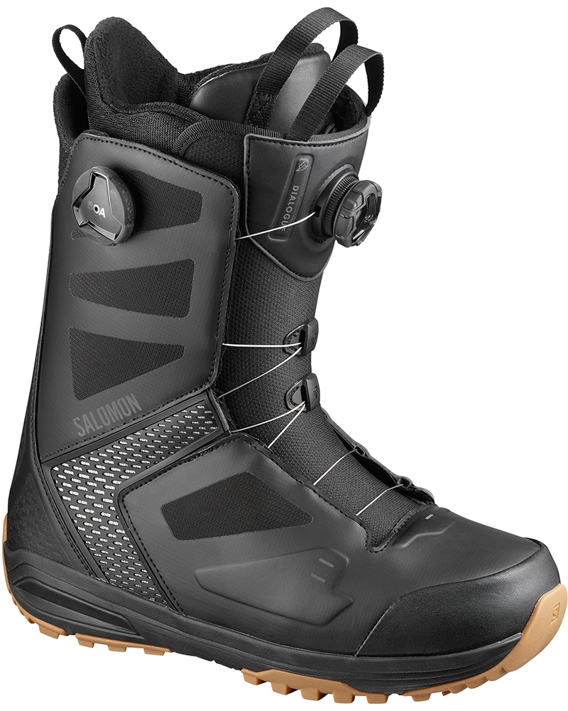 Salomon Men's Dialogue Focus Double Boa Snowboard Boots 2019 / 2020 0