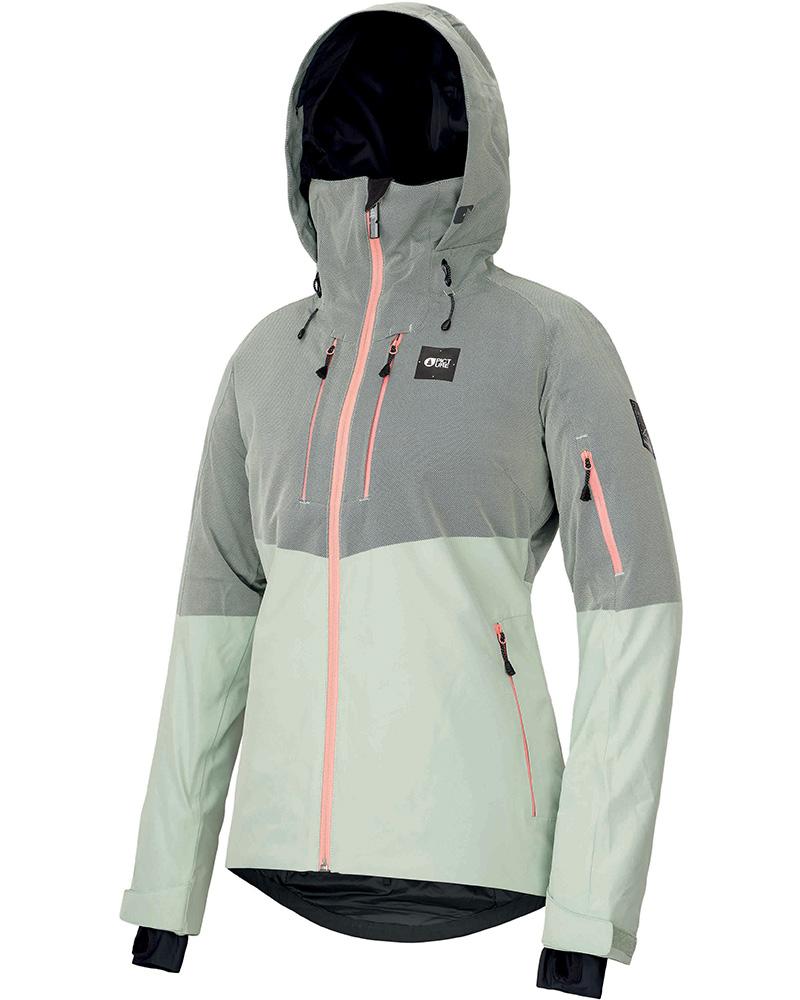 Picture Women's Signe Ski Jacket Almond Green 0