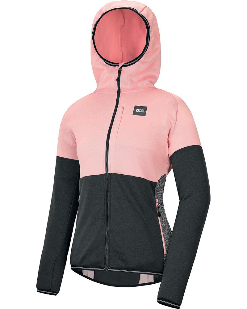 Picture Women's Miki Fleece Jacket Pink 0