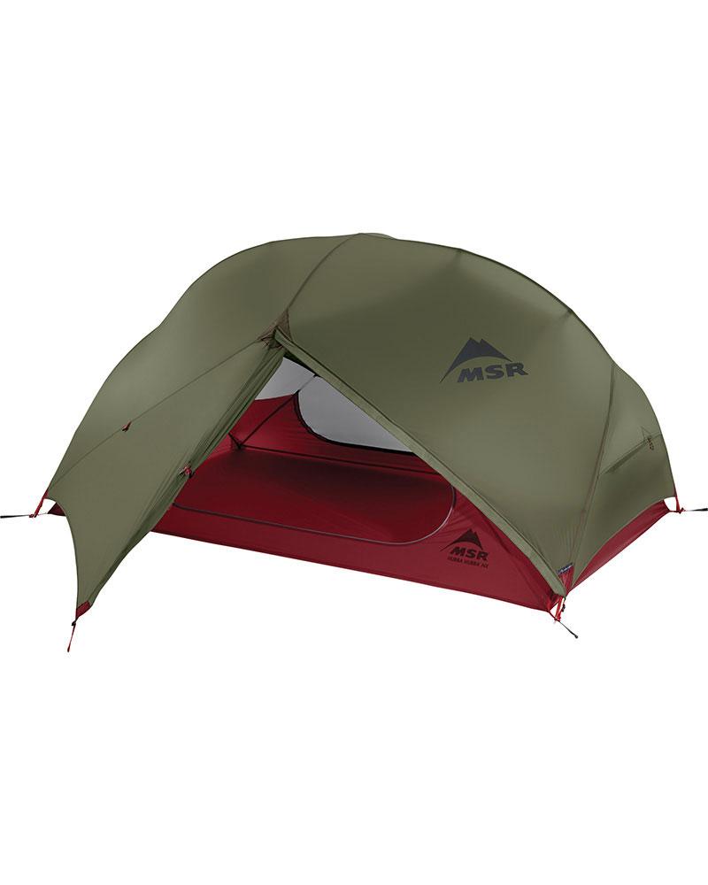 MSR Hubba Hubba Shield Tent Green 0