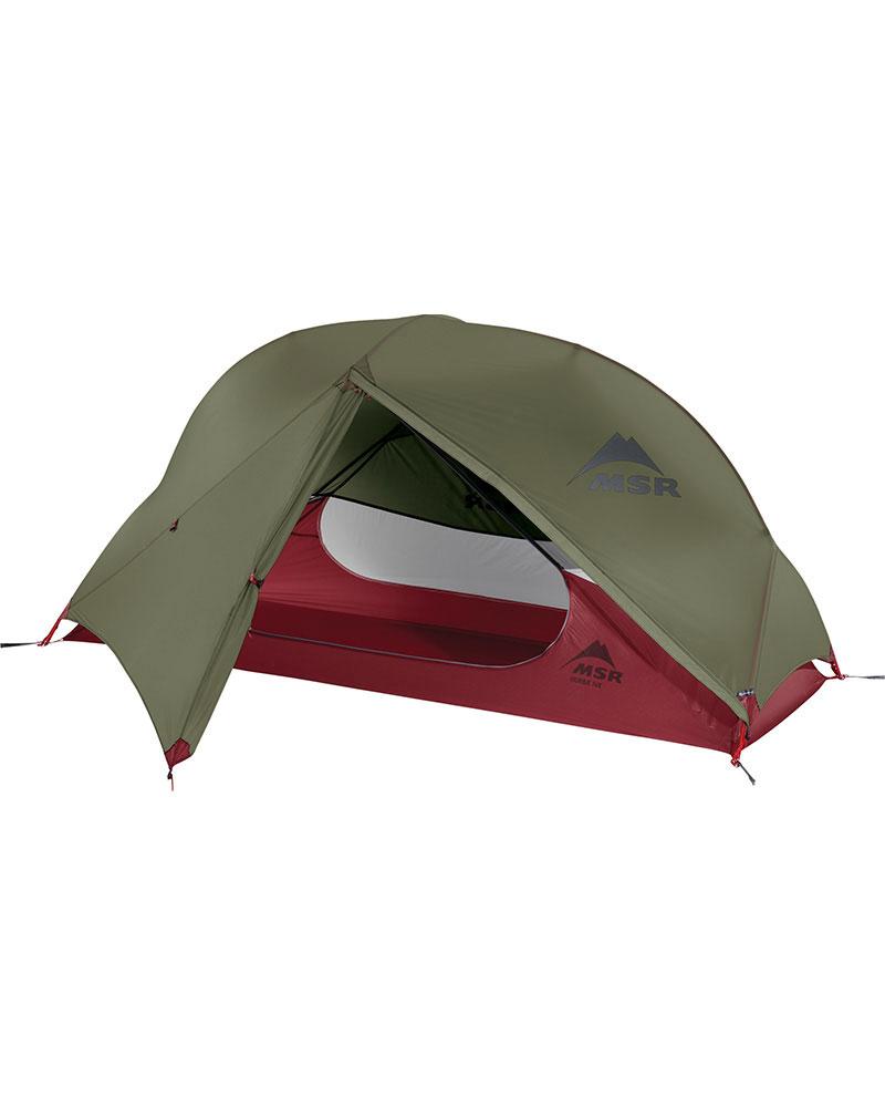 MSR Hubba Shield Tent Green 0