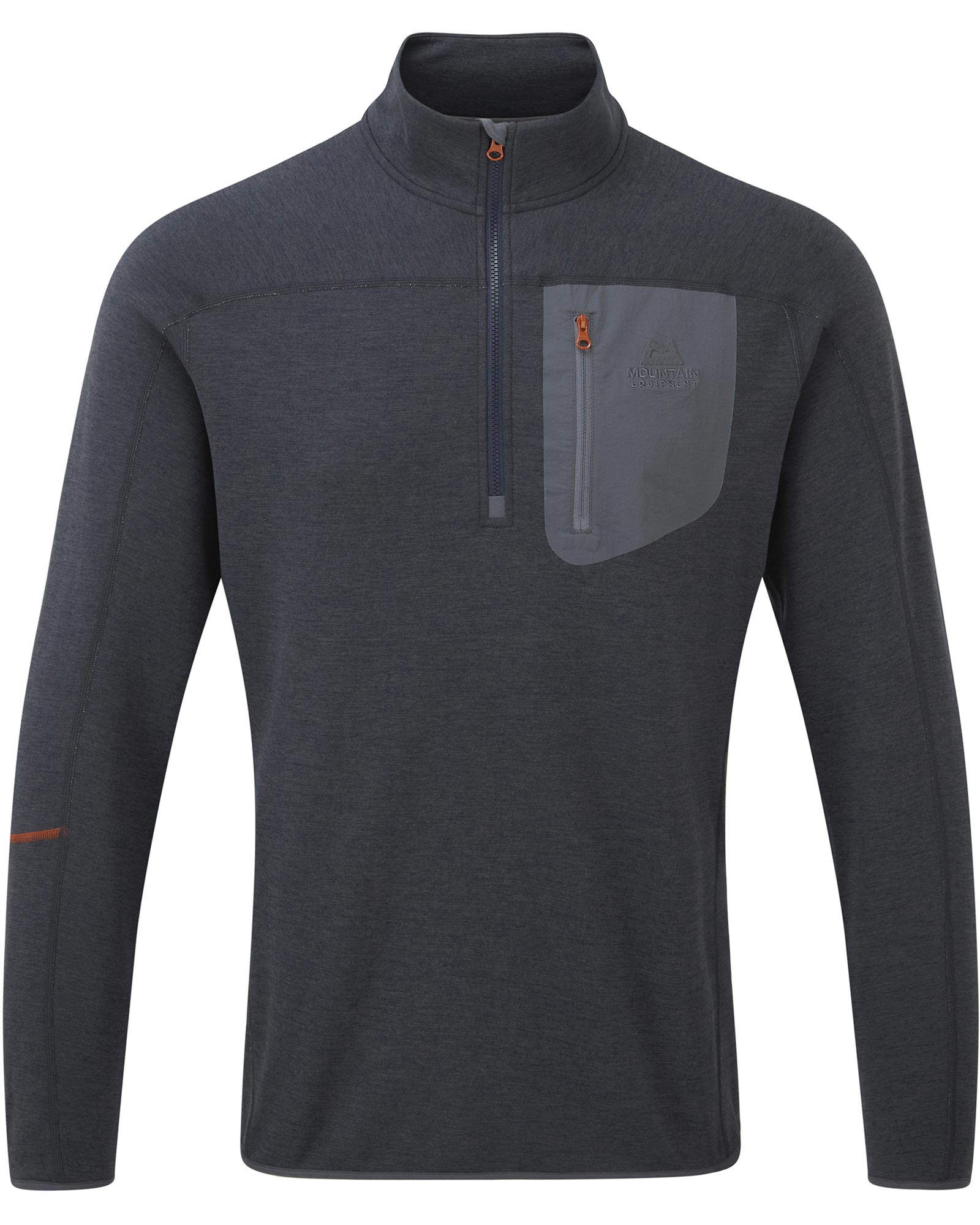 Mountain Equipment Men's Integrity Zip T-Shirt 0