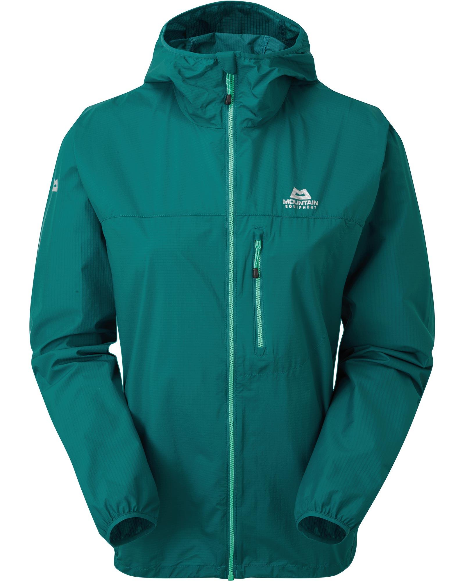 Mountain Equipment Women's Aerofoil Full Zip Jacket 0
