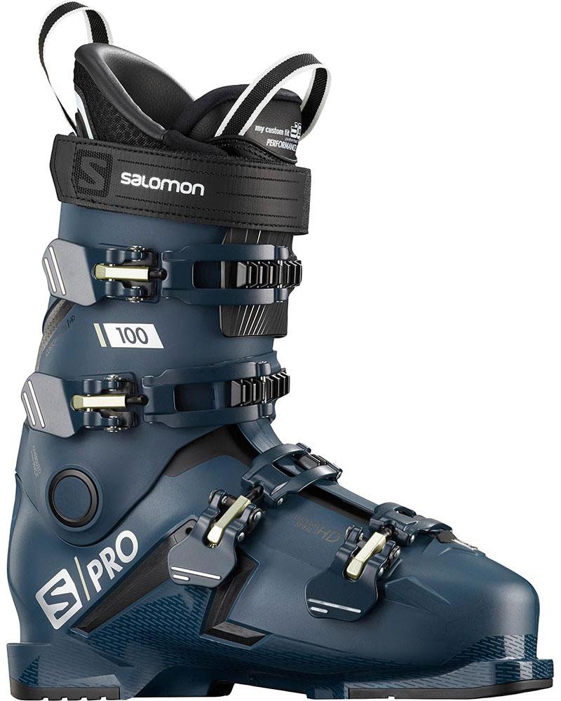 Salomon Men's S/PRO 100 Ski Boots 2020 / 2021 0
