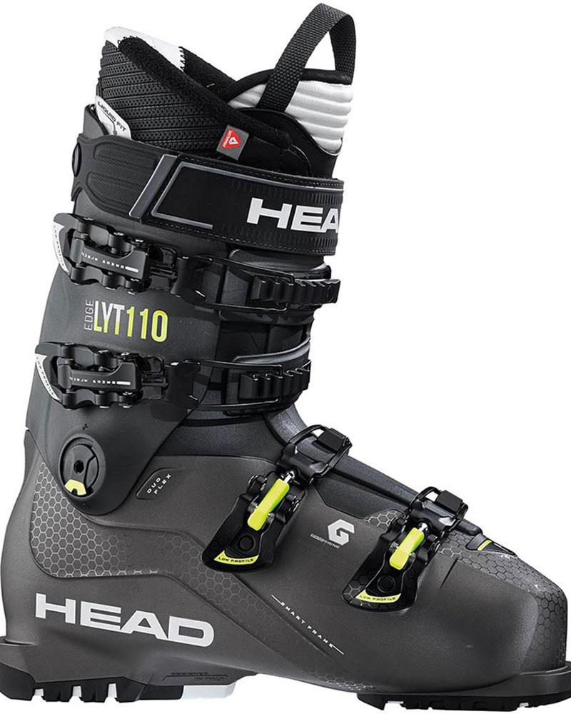 Head Men's Edge Lyt 110 Ski Boots 2019 / 2020 Anthracite 0