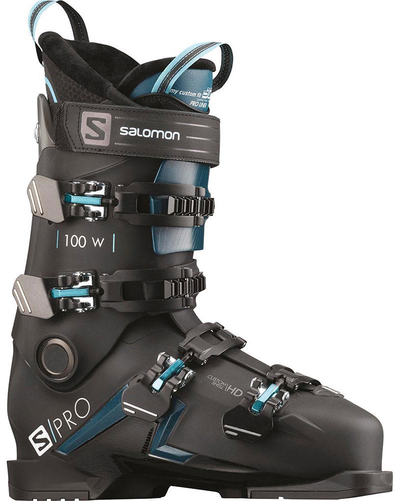 Salomon Women's S/PRO 100 W Ski Boots 2019 / 2020 0