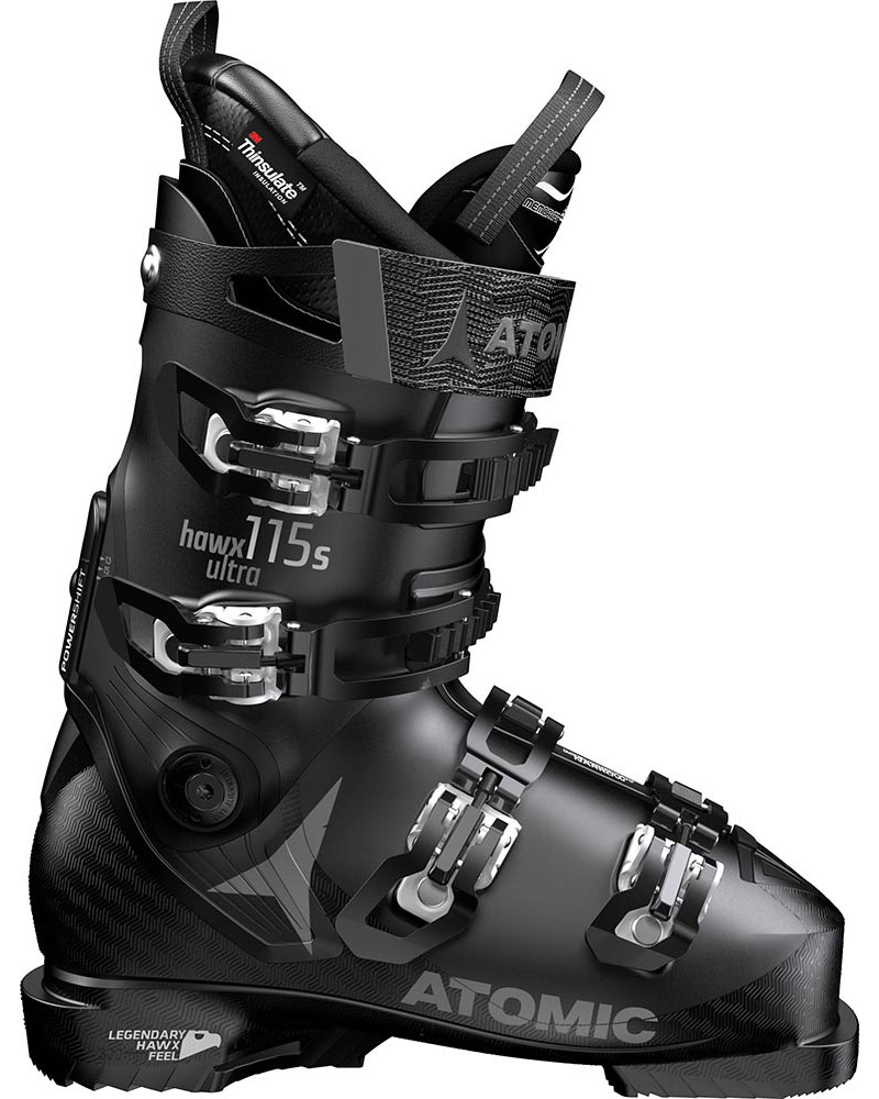 Atomic Women's Hawx Ultra 115 S W Ski Boots 2019 / 2020 Black/White 0