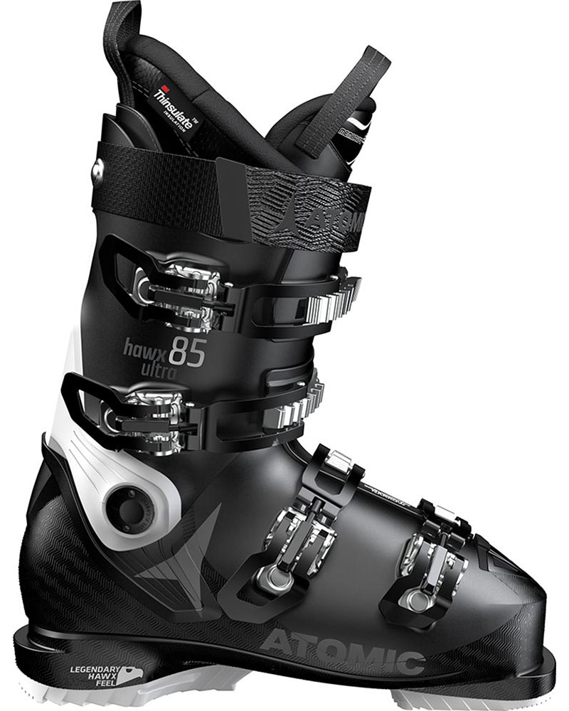 Atomic Women's Hawx Ultra 85 W Ski Boots 2019 / 2020 Black/White 0
