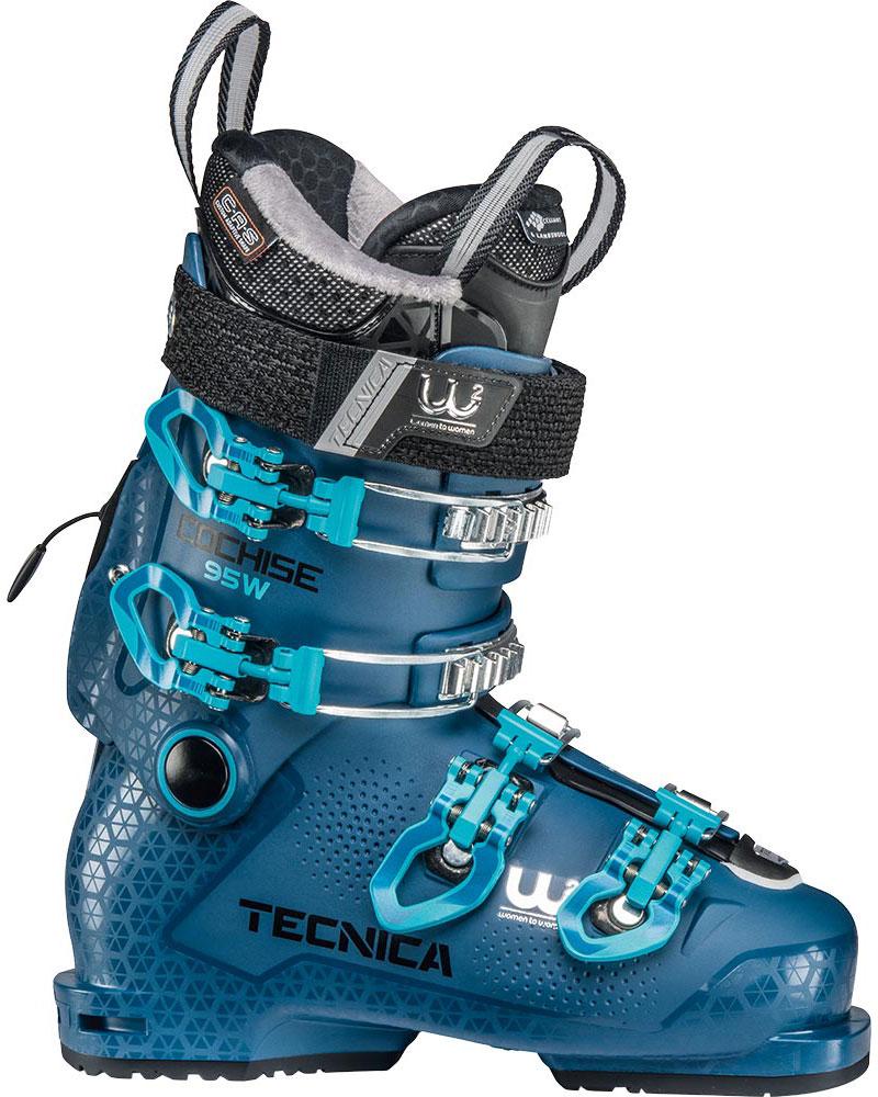 Tecnica Women's Cochise 95 W Ski Boots 2019 / 2020 0