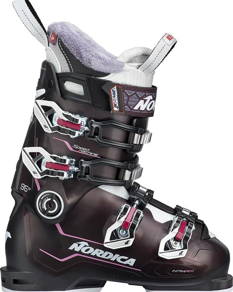 Nordica Speedmachine 95 Women's Ski Boots 2020 0