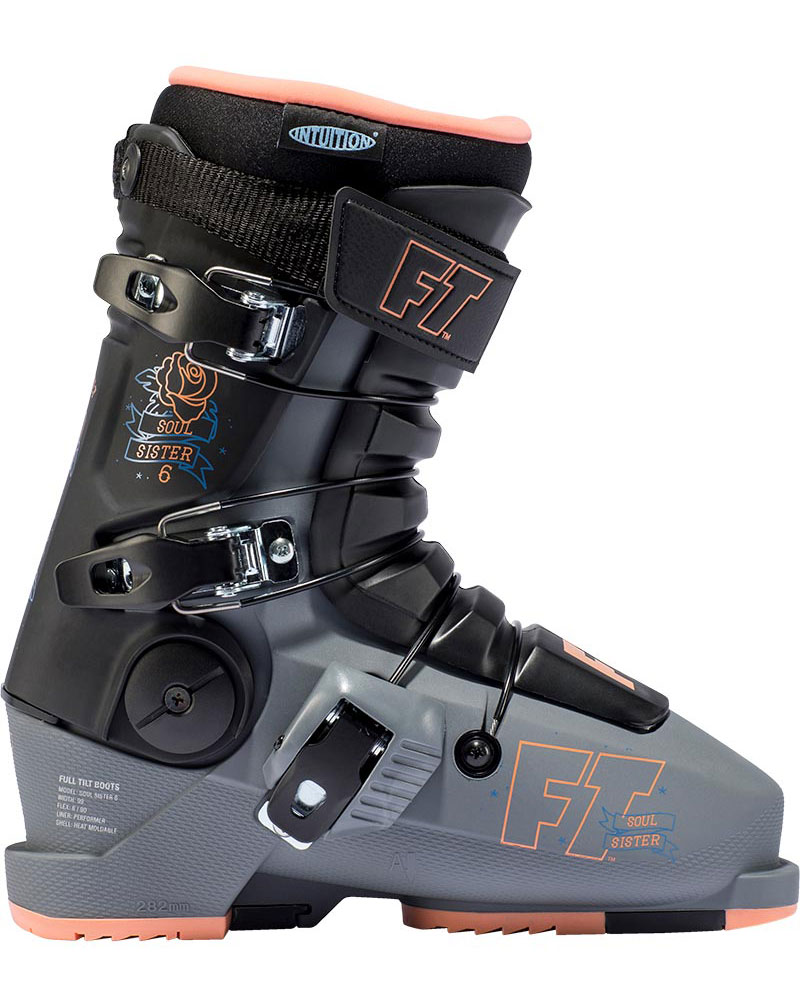 Full Tilt Women's Soul Sister 6 Ski Boots 2019 / 2020 No Colour 0