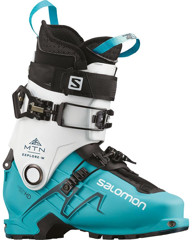 Salomon Womens MTN Explore W Backcountry Ski Boots 2020 / 2021 0