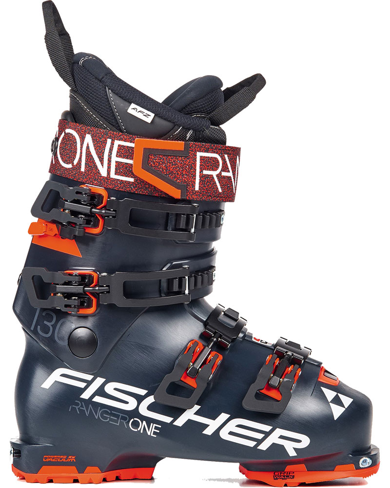 Fischer Ranger One 130 PBV Walk, DYN Backcountry Ski Boots 2019 / 2020 0