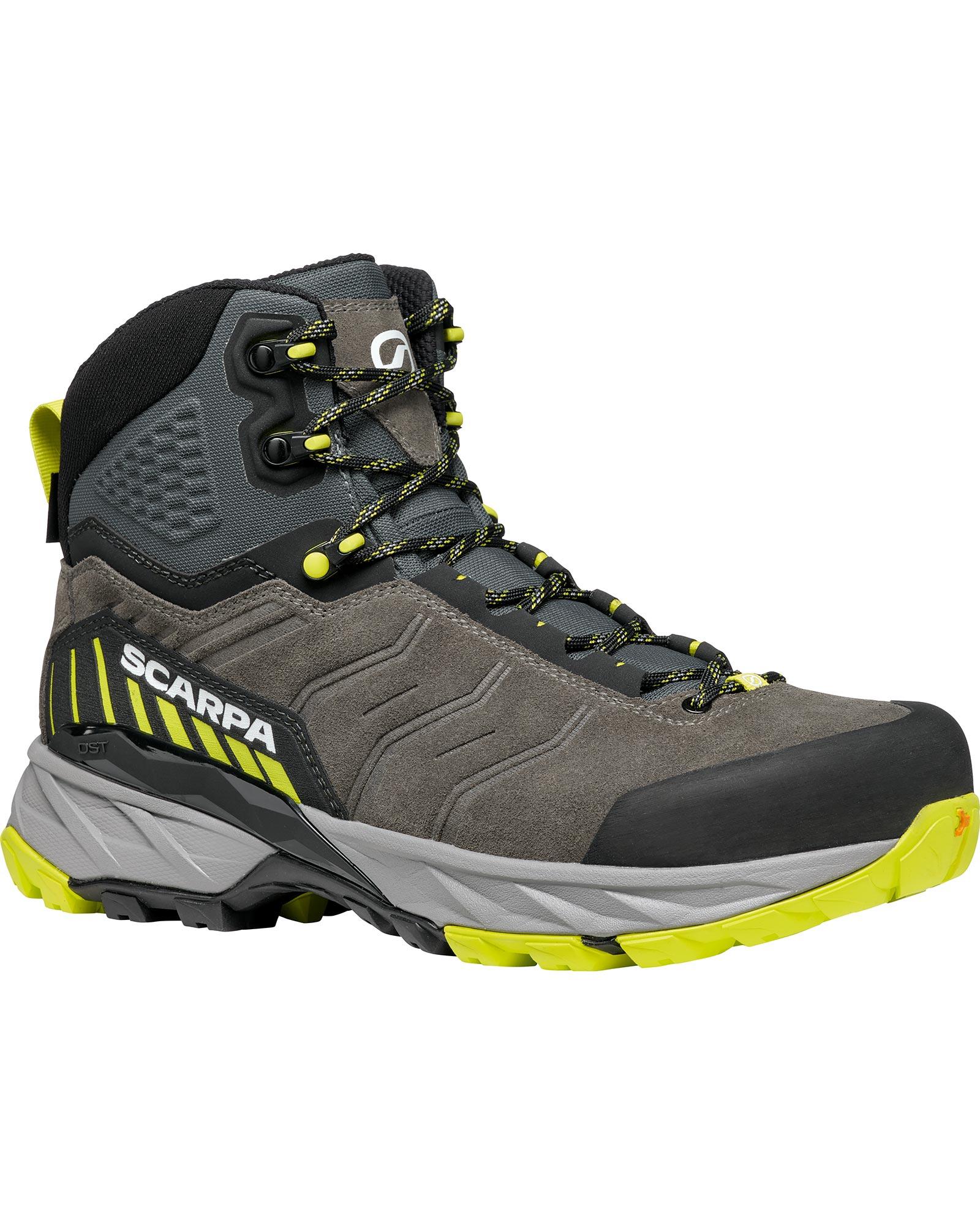 Scarpa Mens Peak Gore-tex Walking Boots