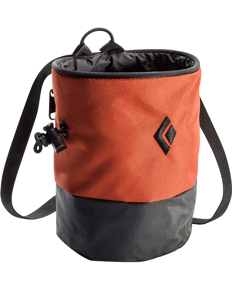 Black Diamond Mojo Zip Chalk Bag 0