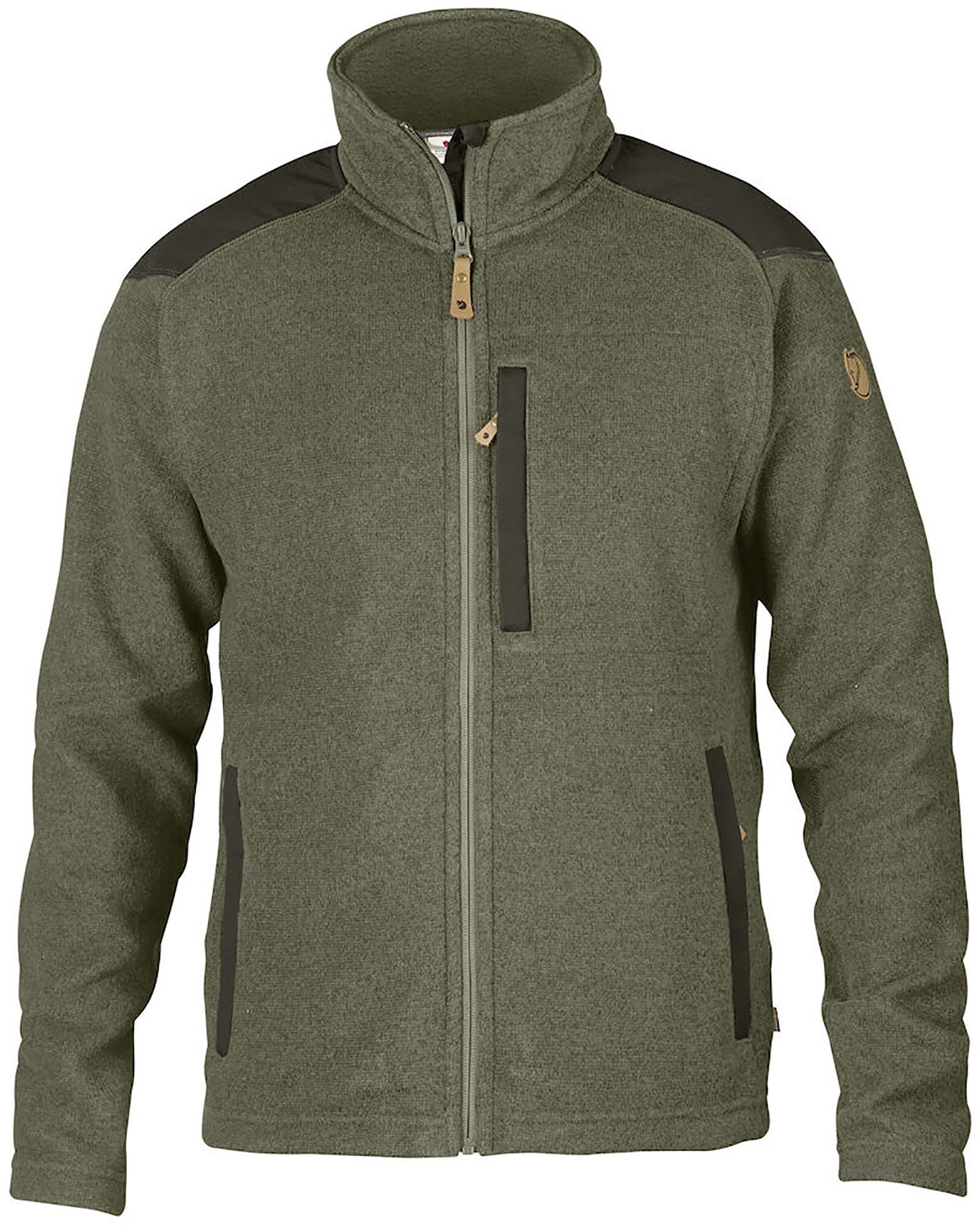 Fjallraven Men's Buck Fleece Jacket 0