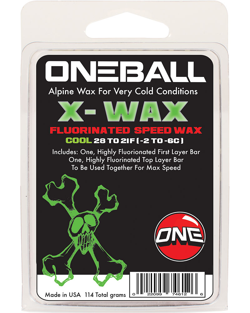 One Ball Jay X Wax Cool 0