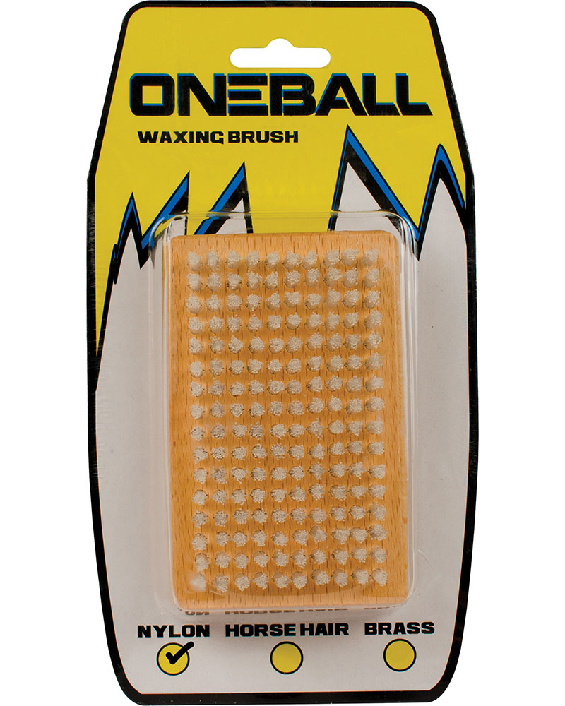 One Ball Jay Nylon Brush 0