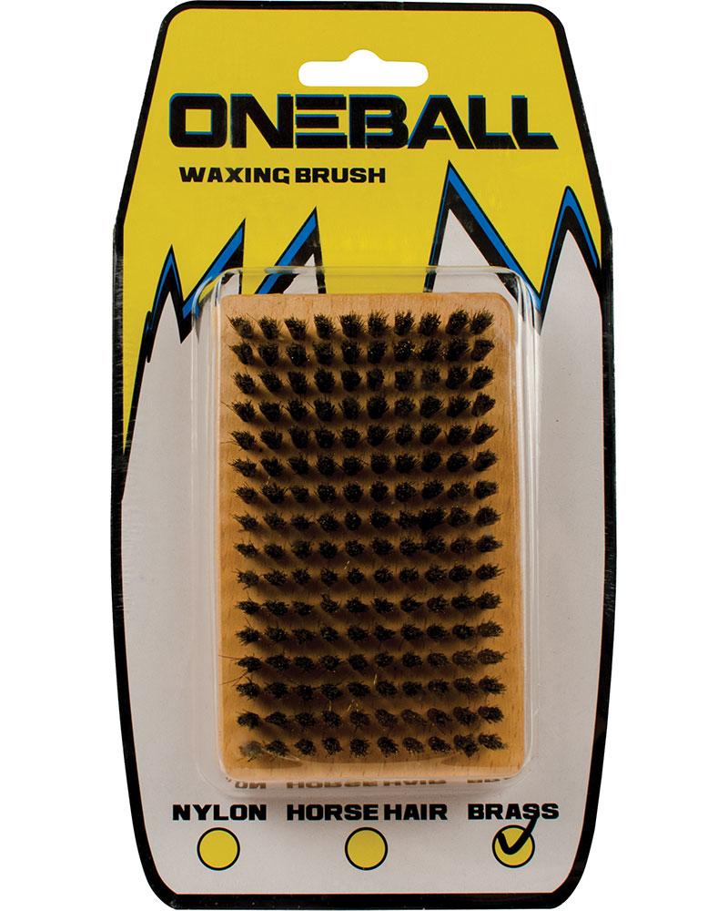 One Ball Jay Brass Brush 0