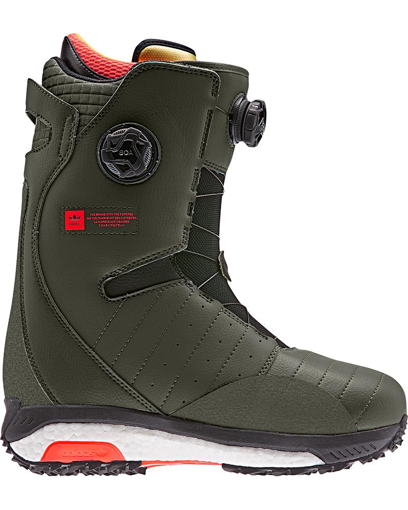 Adidas Men's Acerra 3ST ADV Double Boa Snowboard Boots 2019 / 2020 Night Cargo 0