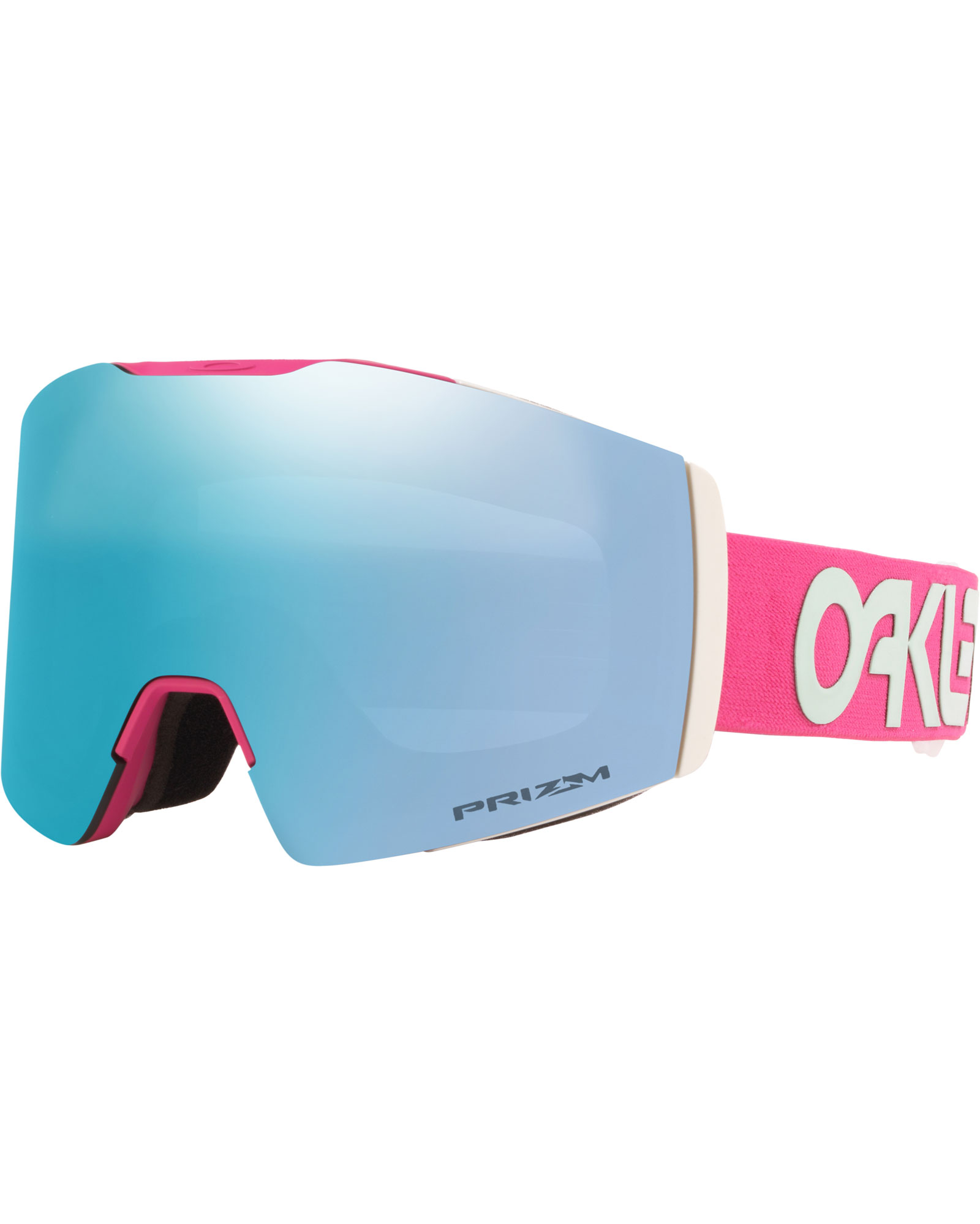 Oakley Fall Line XM Factory Pilot Rubine Jasmine / Prizm Sapphire Iridium Goggles 2020 / 2021 0