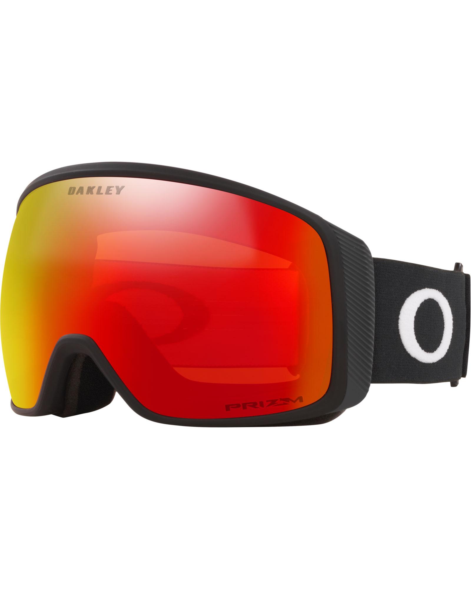 Oakley Flight Tracker XL Matte Black / Prizm Torch Iridium Goggles 2020 / 2021 0