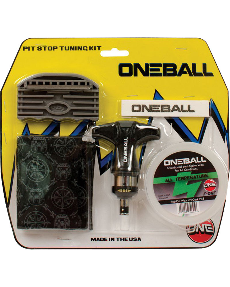 One Ball Jay Pit Stop Tuning Kit No Colour 0