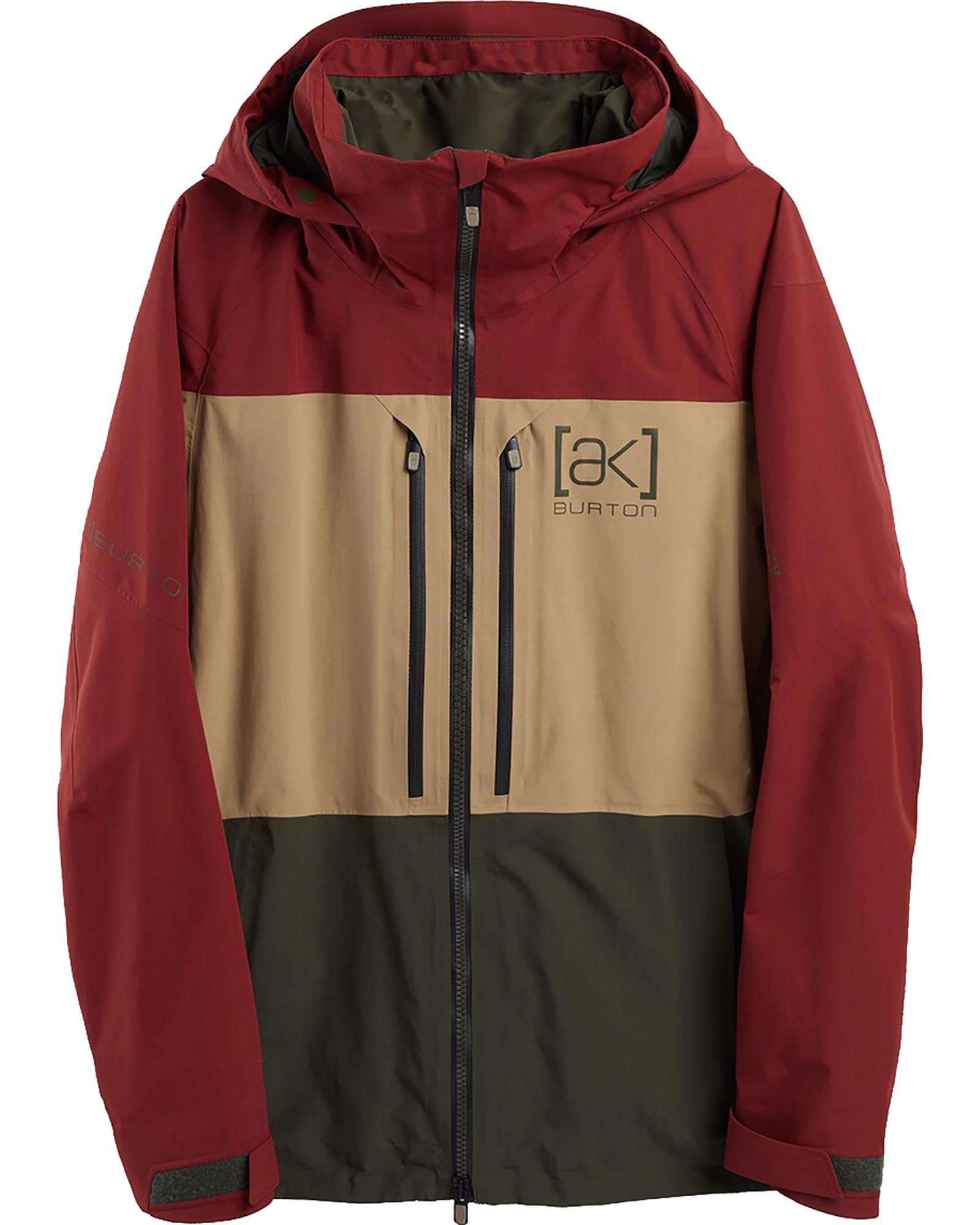 Burton Men's AK GORE-TEX Swash Snowboard Jacket 2020 / 2021 0