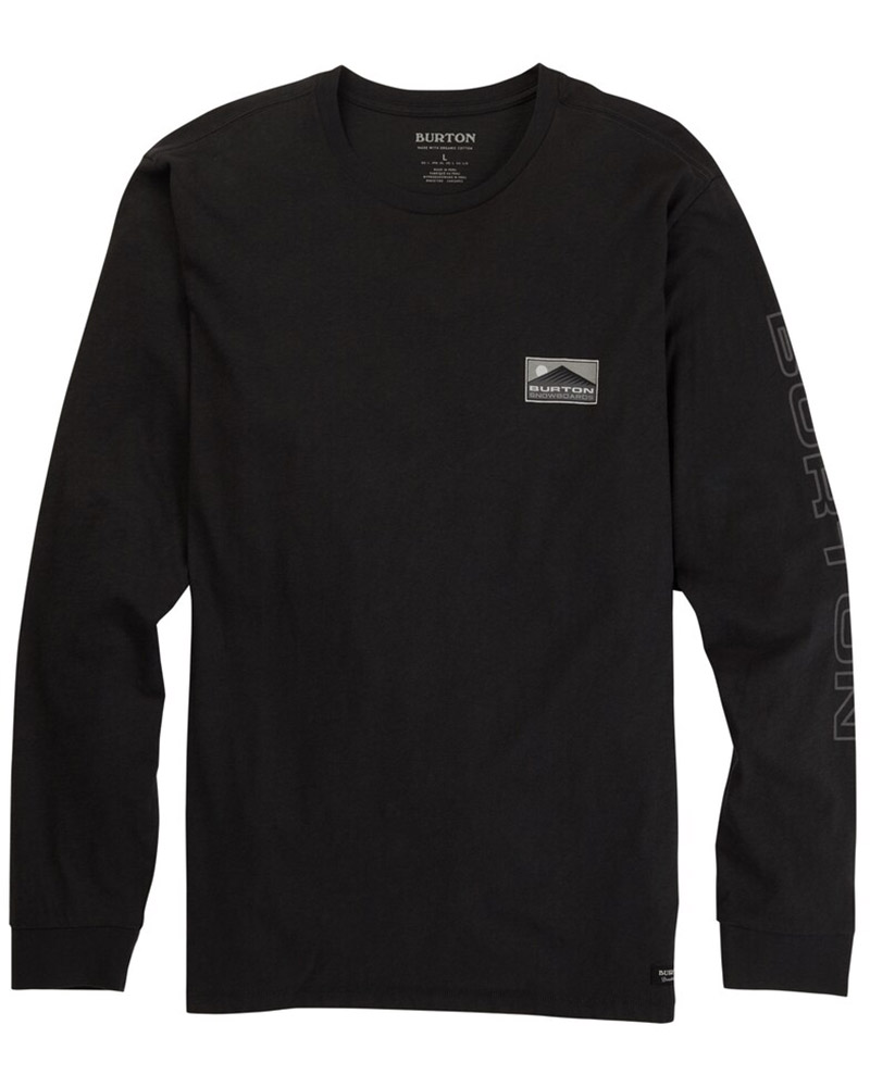 Burton Men's Cloudspeed Long Sleeve T-Shirt 0