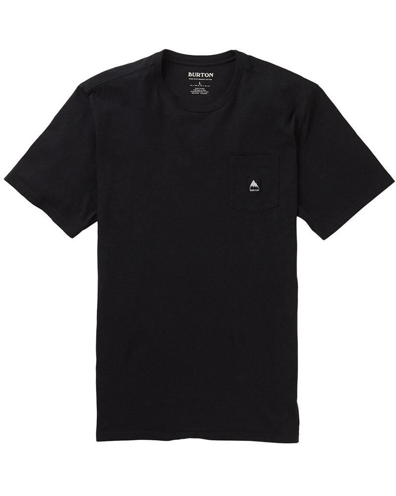Burton Men's Colfax Organic Short Sleeve T-Shirt 0