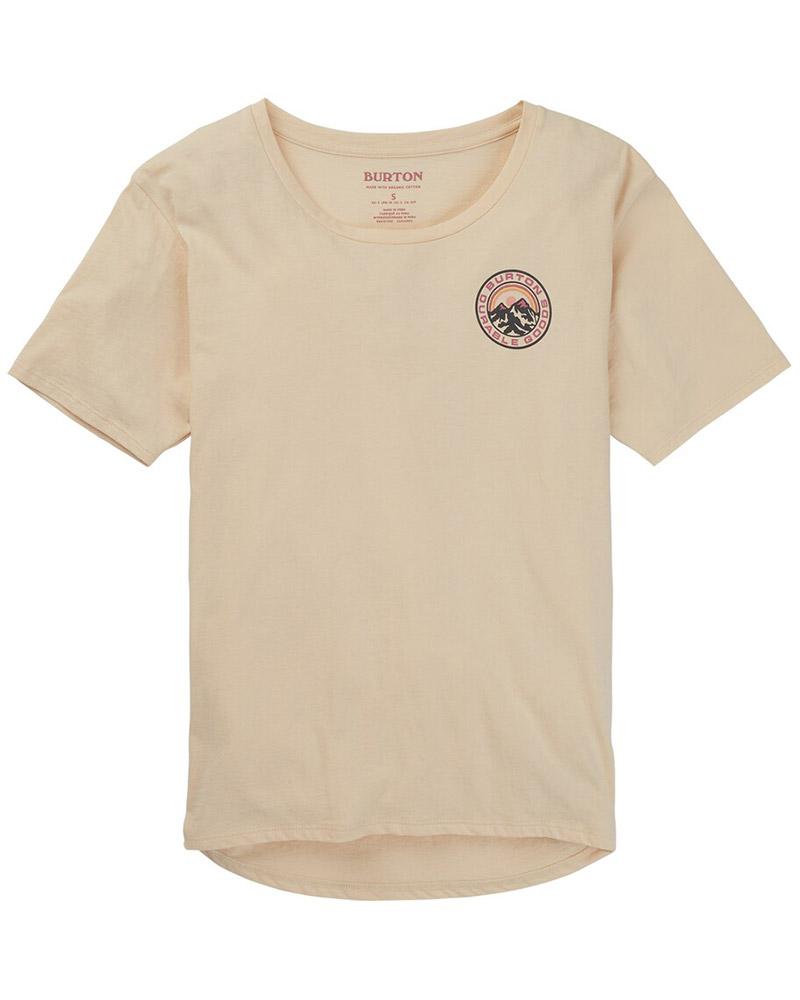 Burton Women's Ashmore Short Sleeve Scoop T-Shirt 0