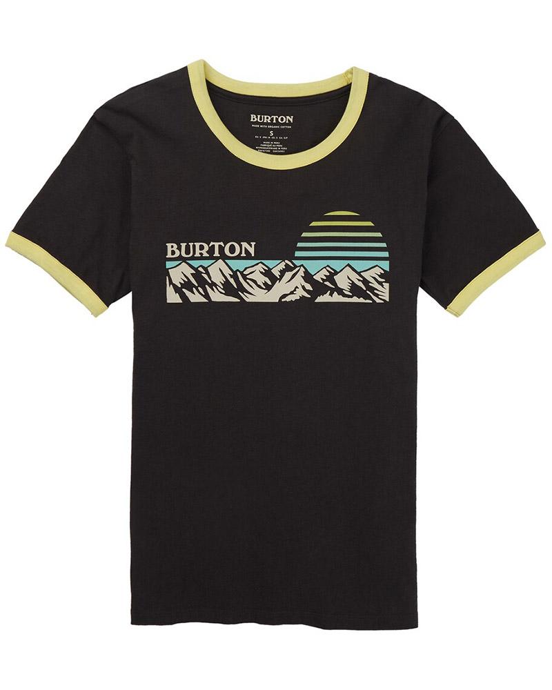 Burton Women's Timkey Short Sleeve T-Shirt 0