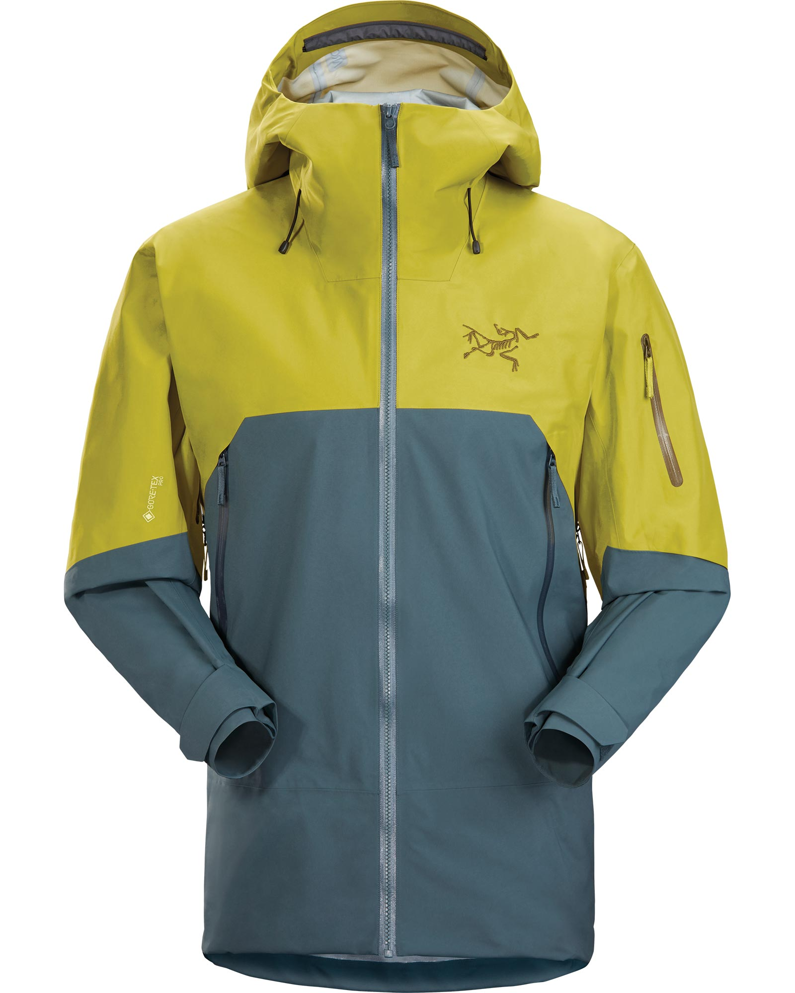 Arc'teryx Men's Rush GORE-TEX Pro Ski Jacket 0