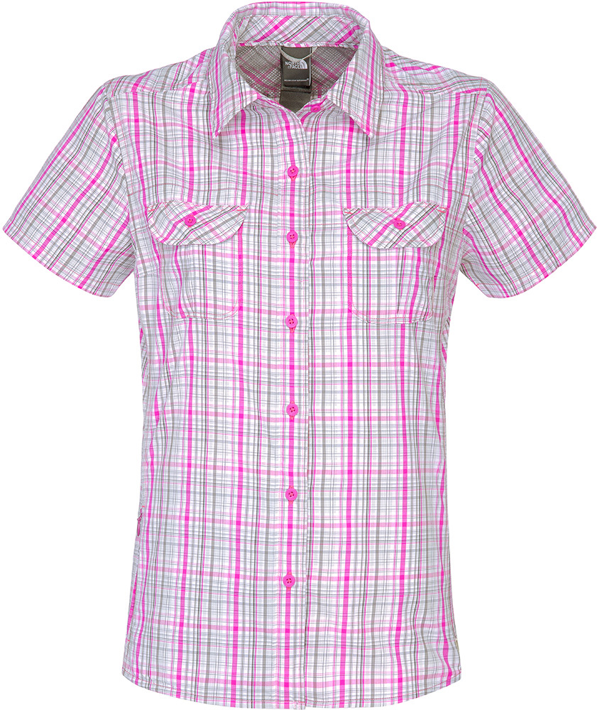 The North Face Women's S/S Boulder Kassie Shirt 0