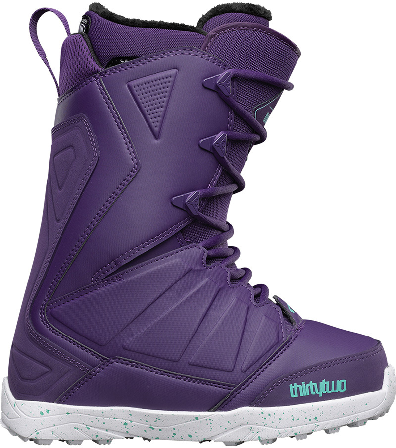 ThirtyTwo Women's Lashed Snowboard Boots 2016 / 2017 Purple 0