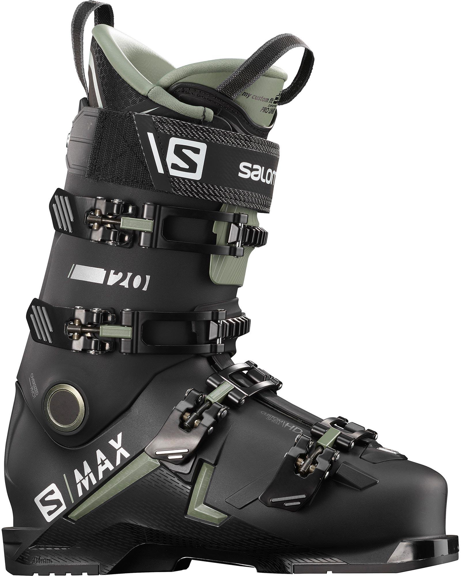 Salomon Men's S/Max 120 Ski Boots 2020 / 2021 0
