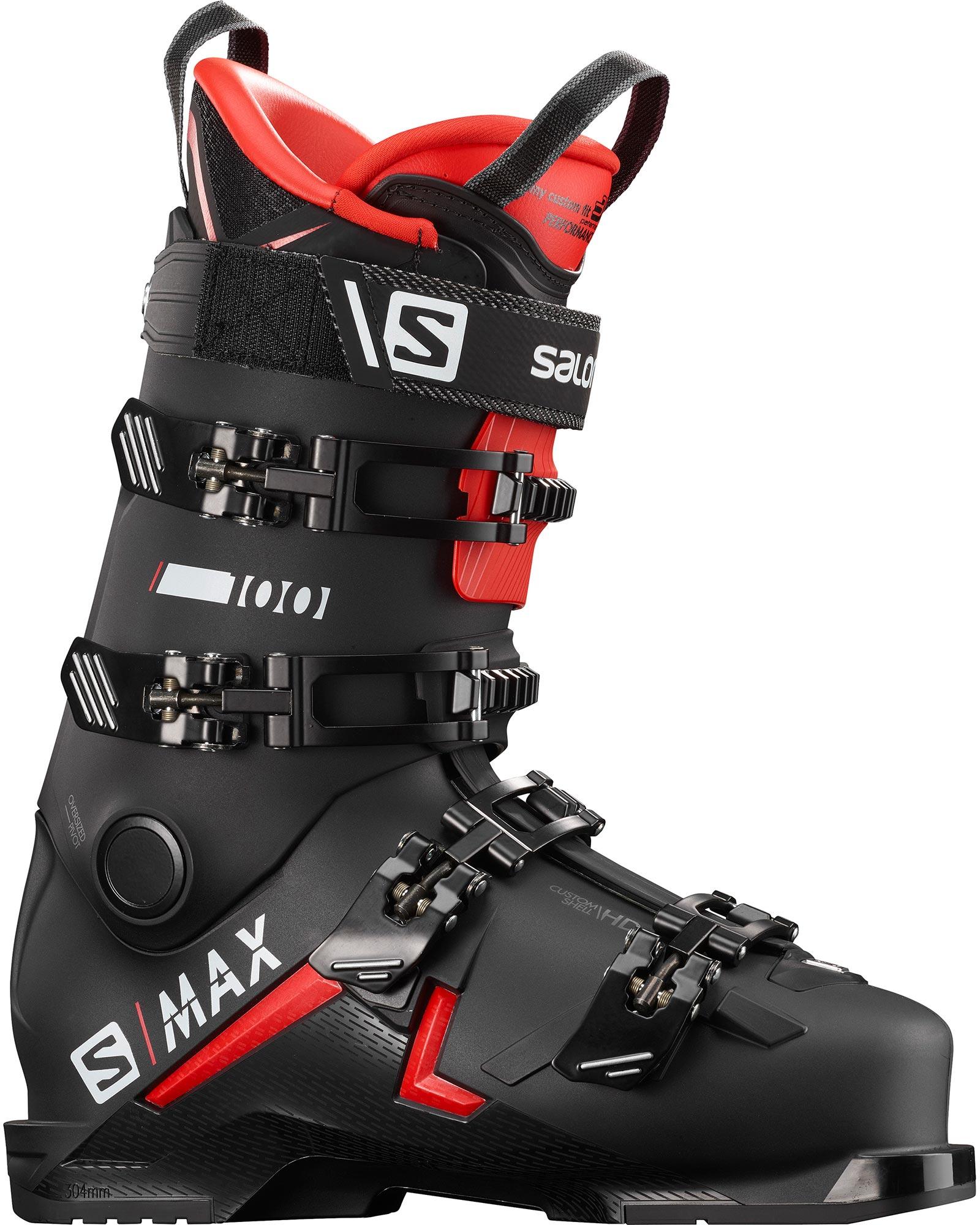 Salomon Men's S/Max 100 Ski Boots 2020 / 2021 0