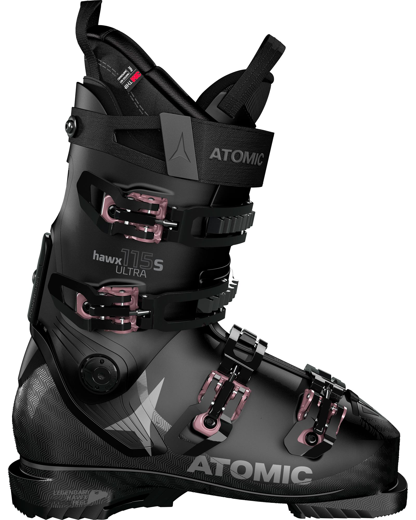 Atomic Women's Hawx Ultra 115 S W Ski Boots 2020 / 2021 0