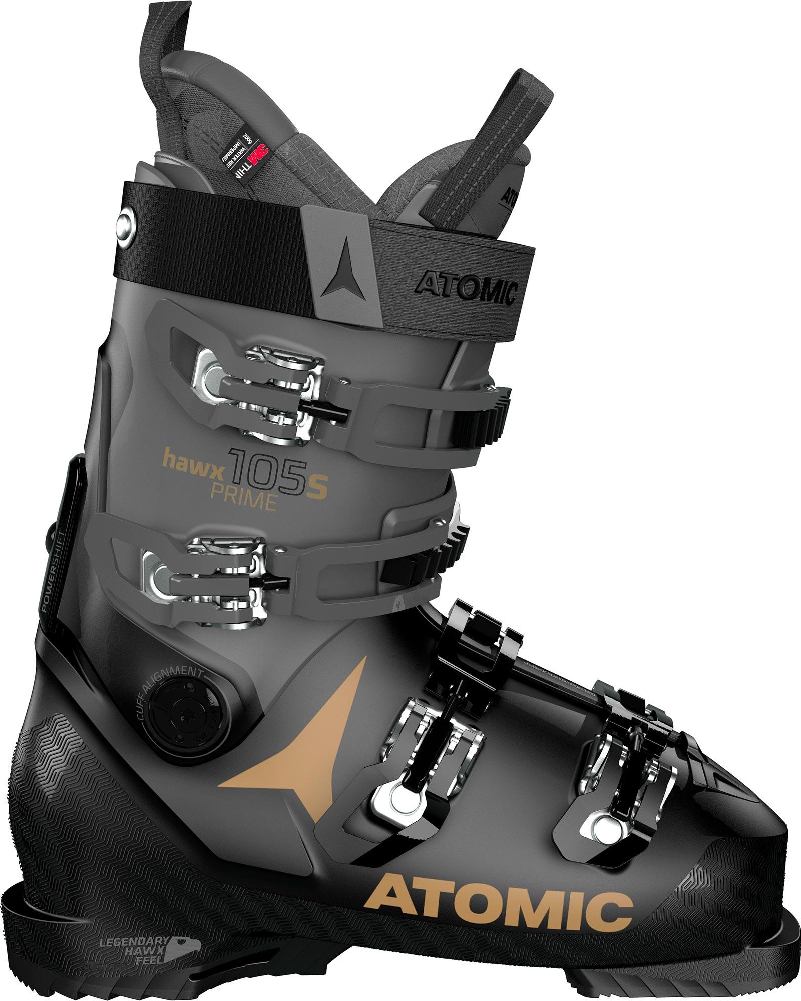 Atomic Women's Hawx Prime 105 W Ski Boots 2020 / 2021 0