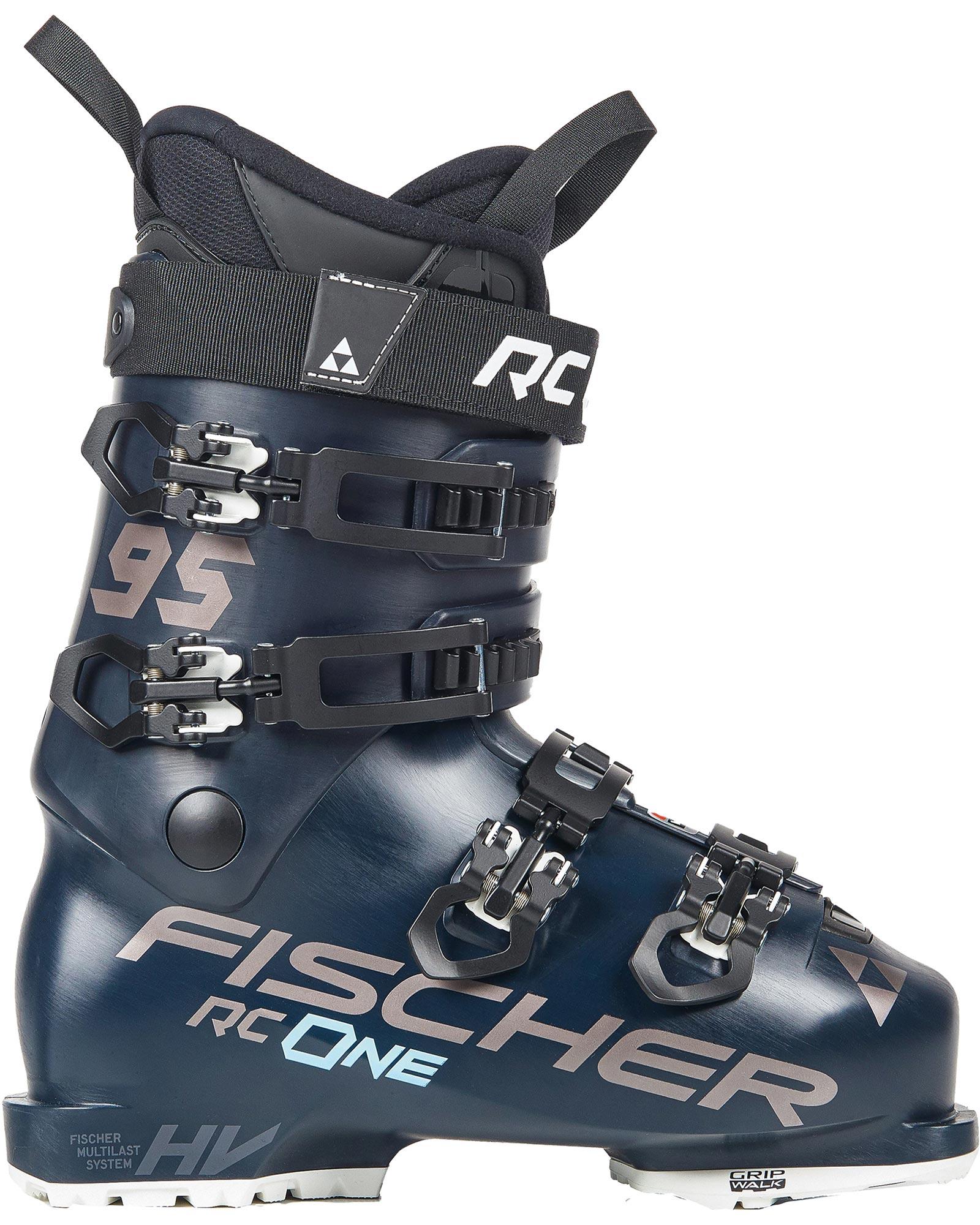 Fischer Women's RC One 95 Vacuum Walk W Ski Boots 2020 / 2021 0