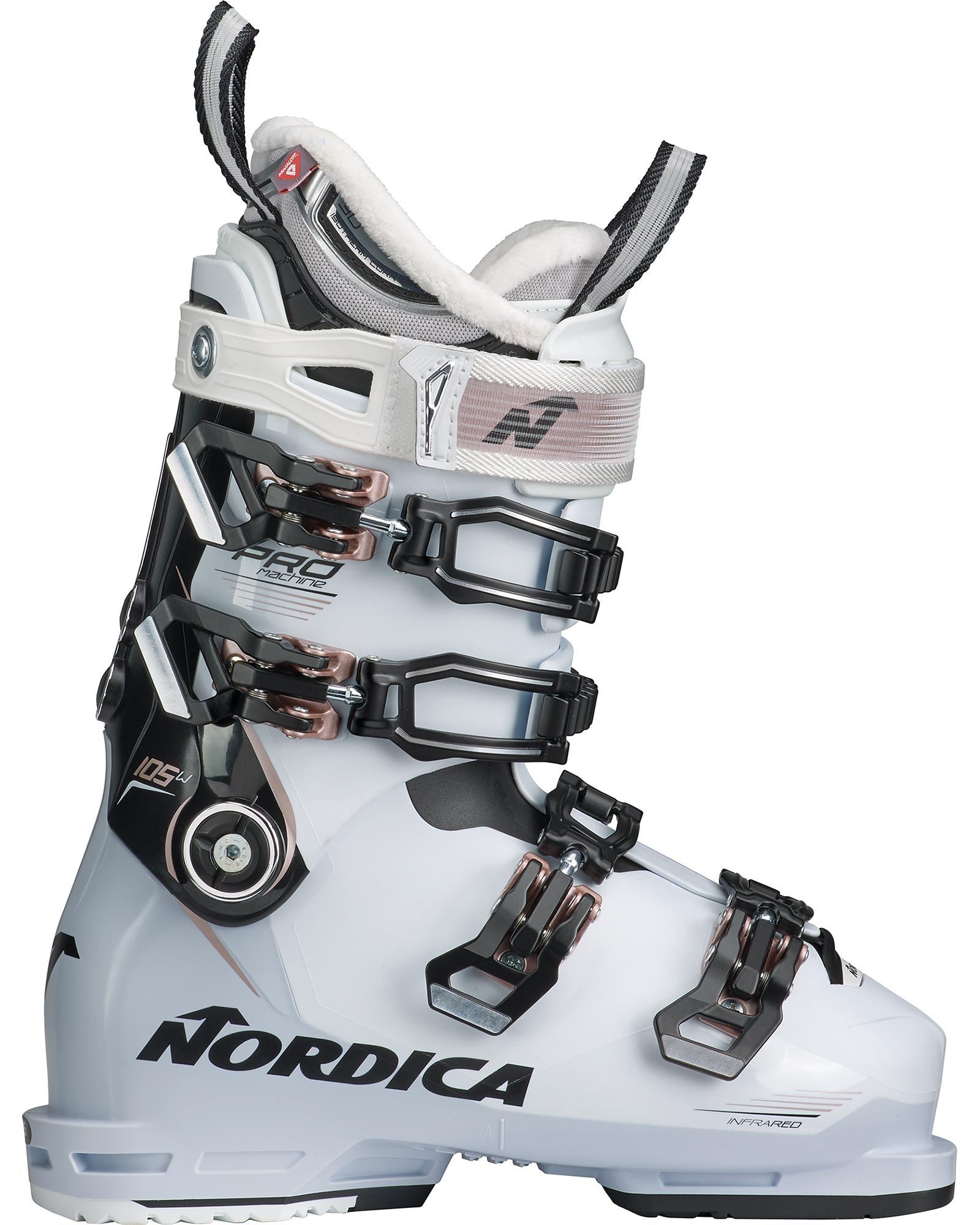 Nordica Women's Promachine 105 W Ski Boots 2020 / 2021 0