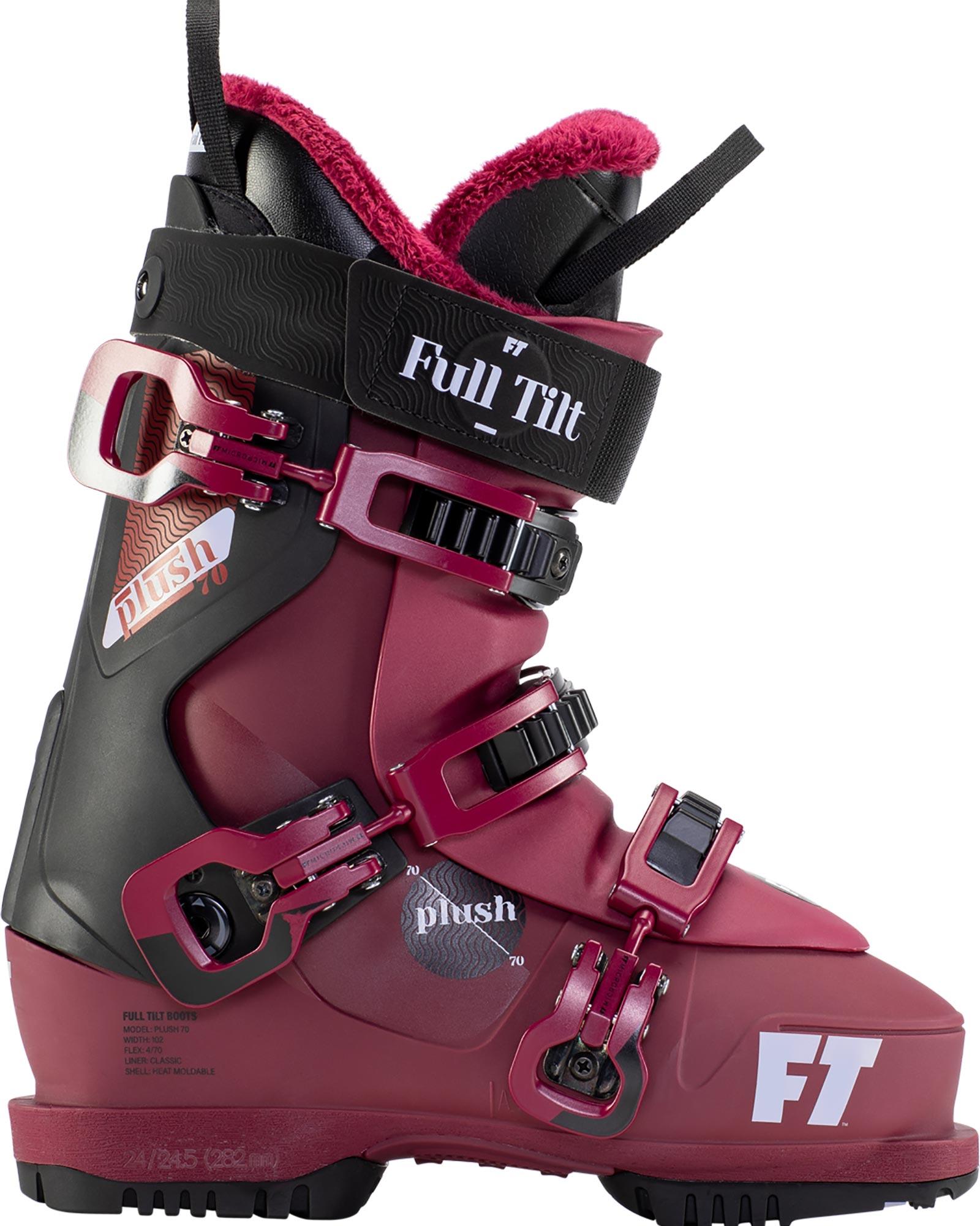 Full Tilt Women's Plush 70 GW Ski Boots 2020 / 2021 0