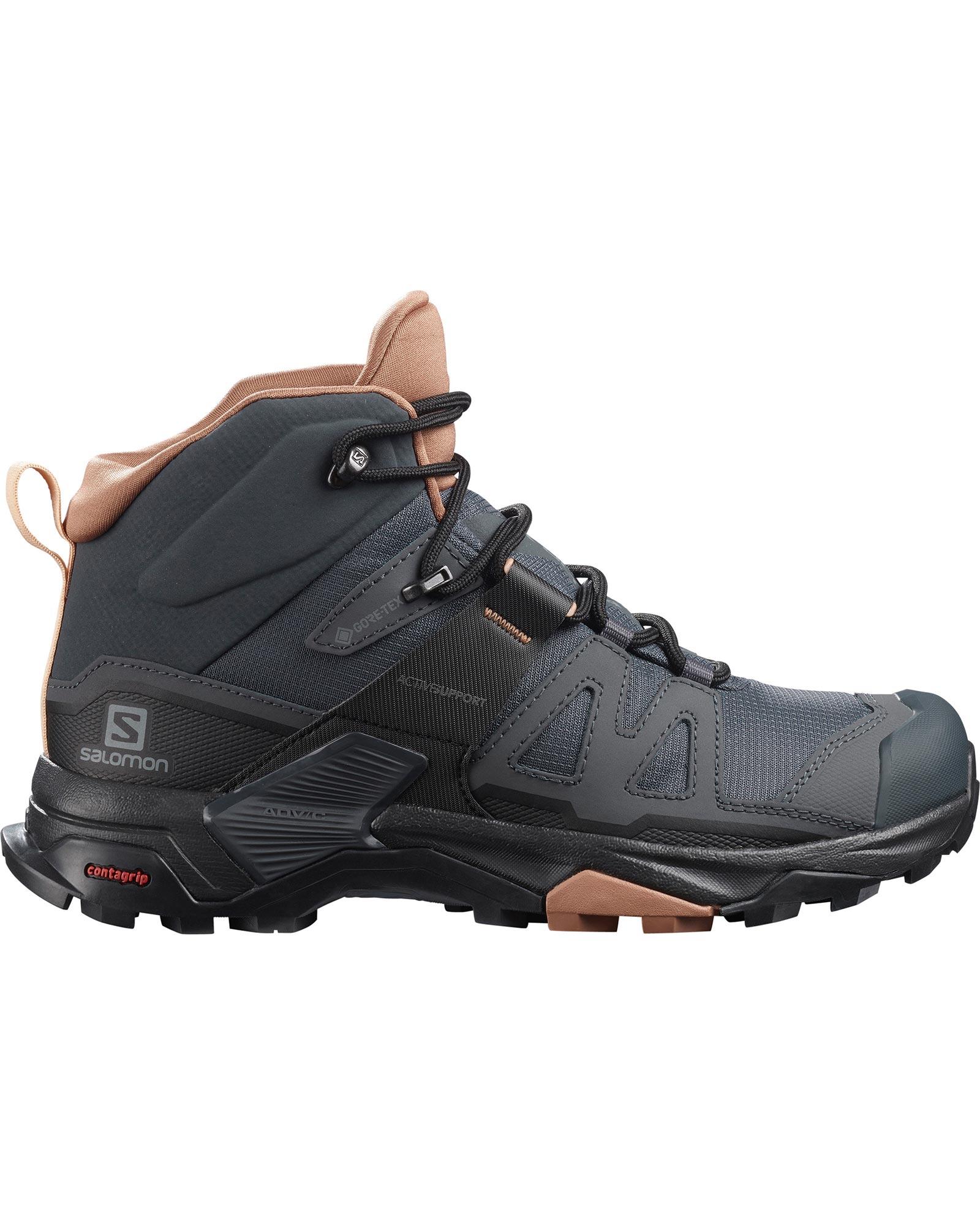 Salomon X Ultra 4 Mid GORE-TEX Women's Boots 0