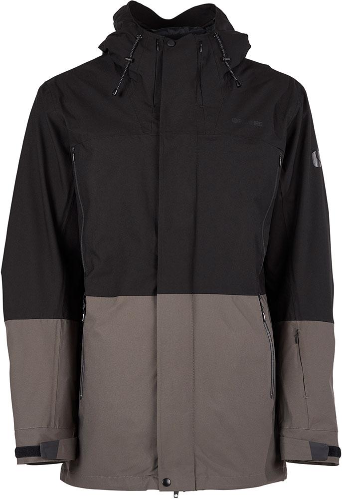 Bonfire Men's Control / TSA Colab Stretch Snowboard Jacket 2019 / 2020 Black 0