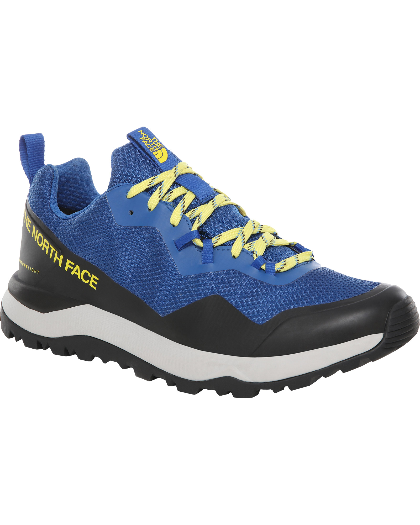 The North Face Men's Activist FUTURELIGHT Walking Shoes Nautical Blue/TNF Black 0
