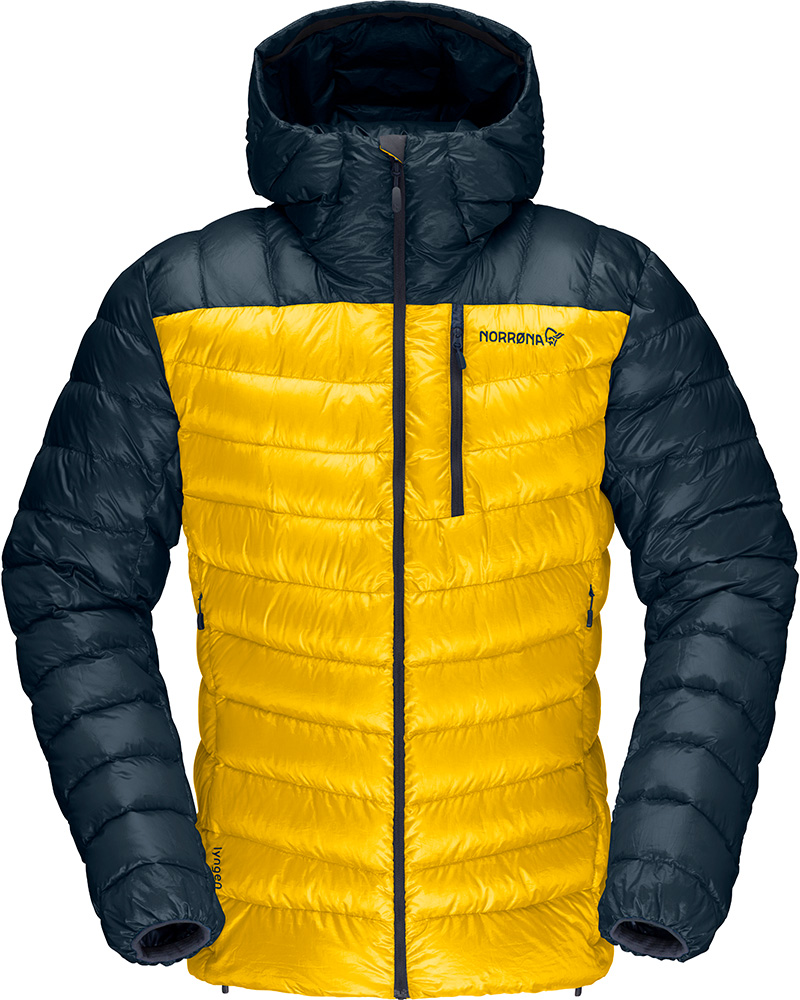 Norrona Men's Lyngen Down Hood Ski Jacket 0