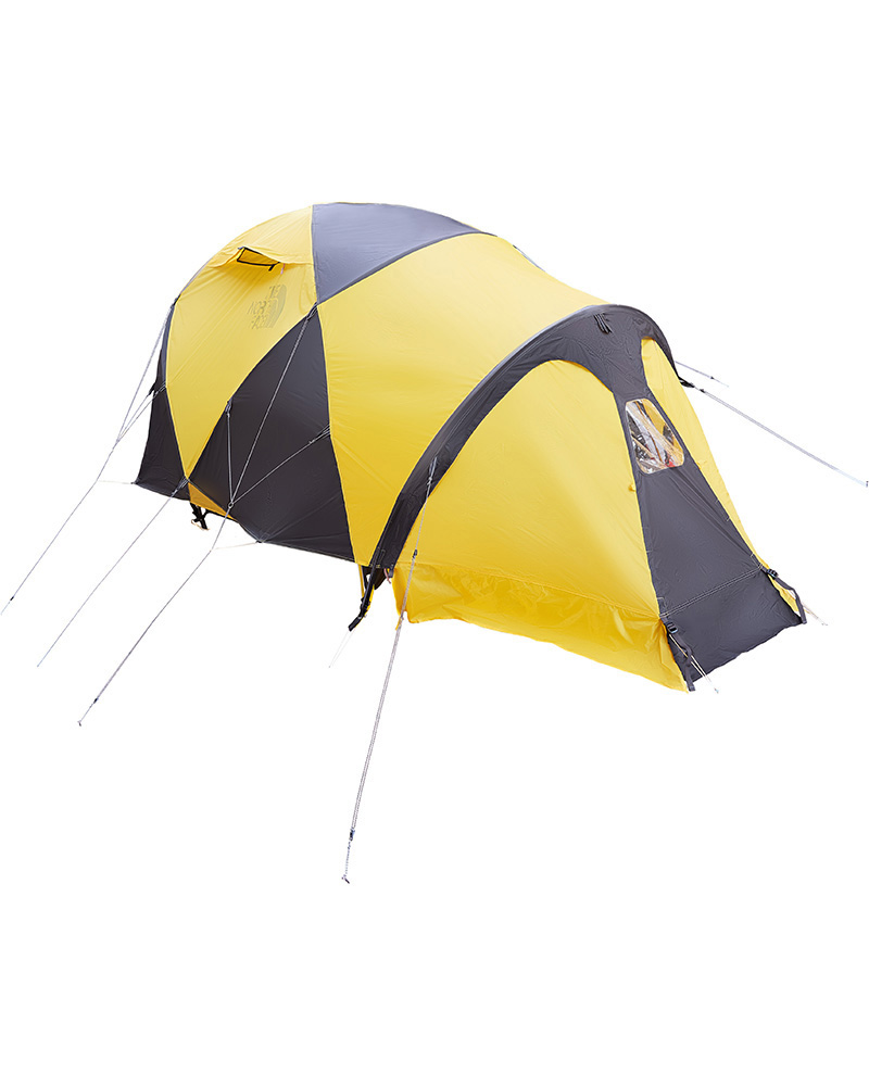 The North Face Mountain 25 Tent Summit Gold/Asphalt Grey 0