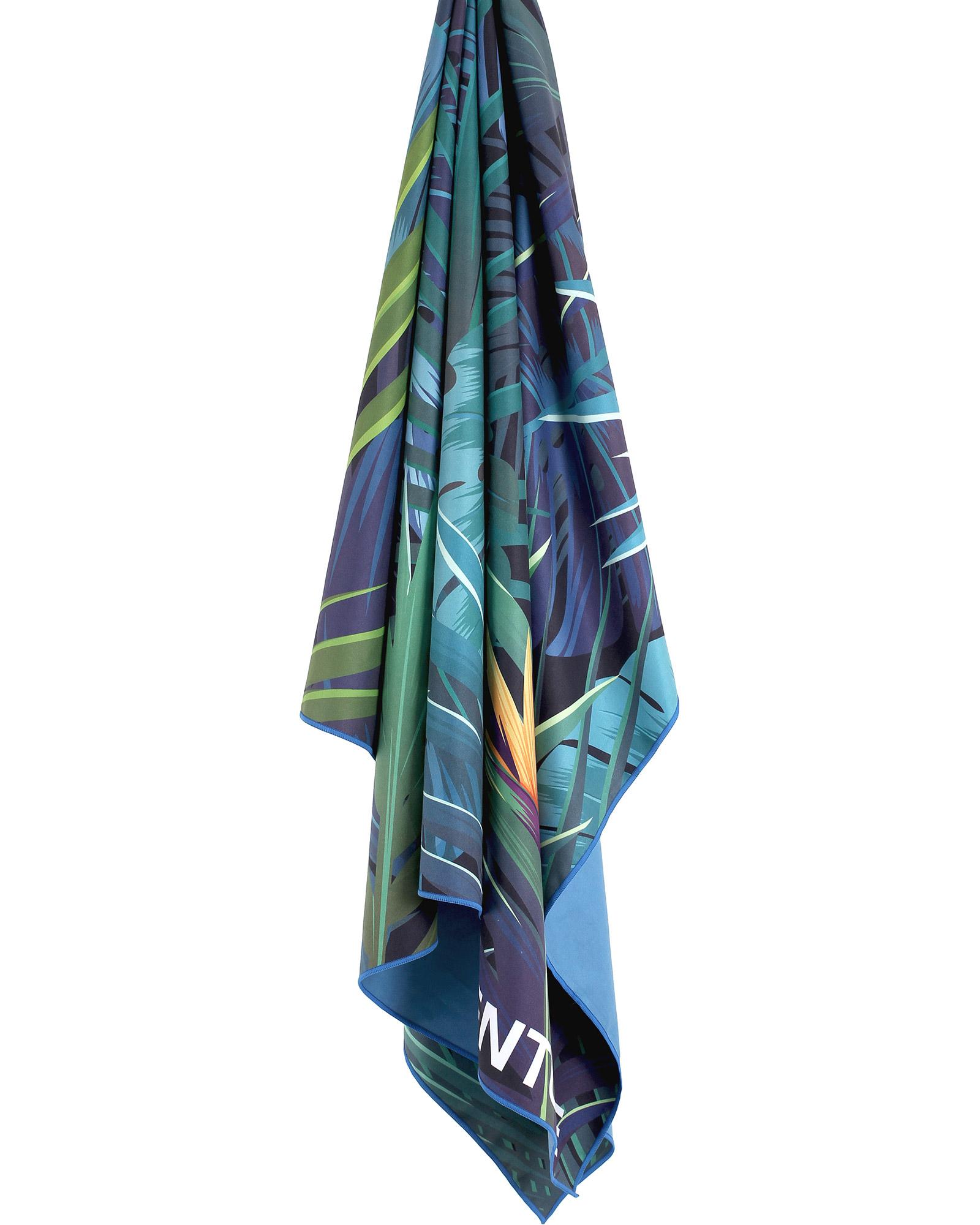 Product image of Lifeventure SoftFibre Trek Towel - Tropical Print