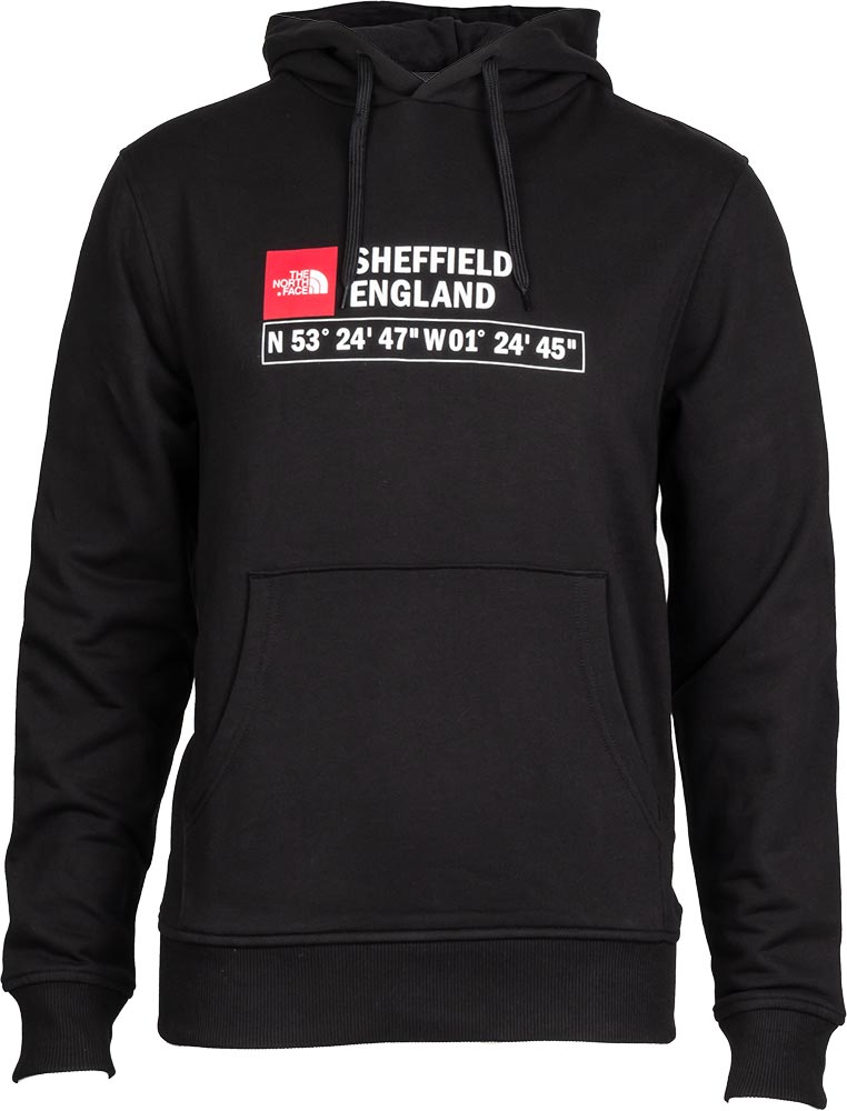 The North Face Men's GPS Hoody Sheffield 0